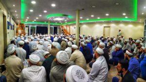 Ahmet İslamoğlu Hocaefendi Silivri'ye geldi